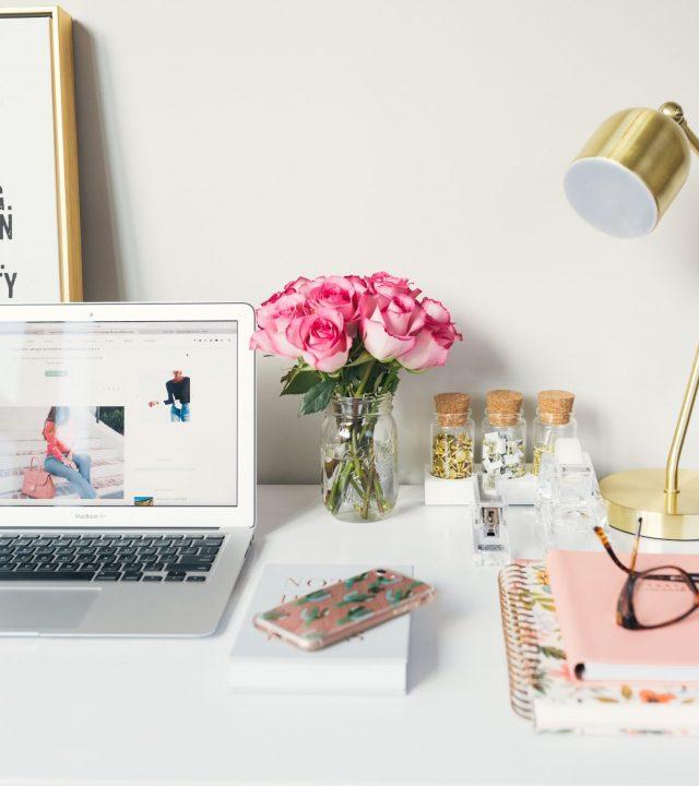 Chelsea Rose Sargeant Website Design
